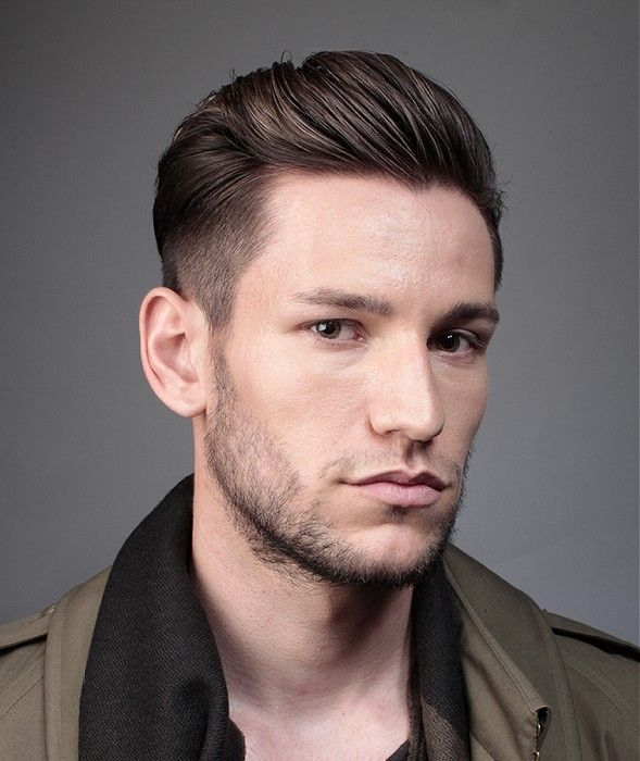 Mens Hairstyles For Straight Hair Custom 16 Best Straight Hairstyles Images On Pinterest  Men's Haircuts