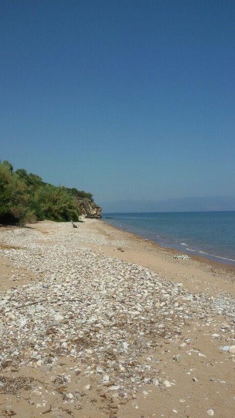 Xranoi beach