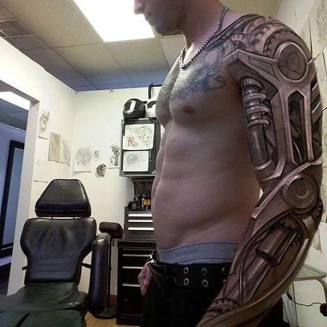 What do you think? #steampunktendencies #steampunk #art #design #tattoodesign #amazing