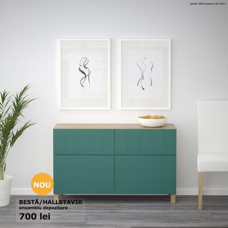 Cu puțină imaginație poți transforma orice cameră, oricât de mică, într-un spațiu generos de depozitare pentru toate lucrurile tale.