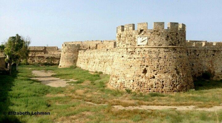 Famagusta Venetian Castle, Famagusta, Cyprus by Elizabeth Lehman