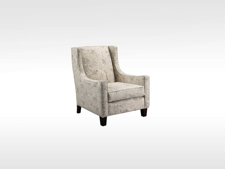 Yves by  Brentwood Classics Contemporary elegance makes this chair the perfect accent - Canadian Made Quality