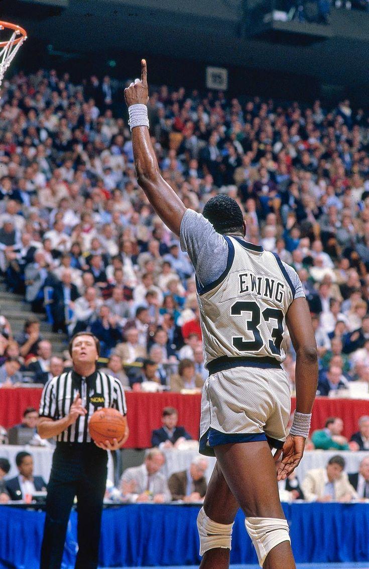 Patrick Ewing - Georgetown