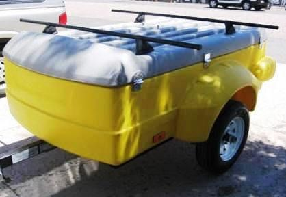 PULMOR TRAILER IS MADE TO FILL YOUR NEEDS FOR EXTRA CARRING CAPACITY FOR YOUR SMALL AUTO, SUV, OR VAN