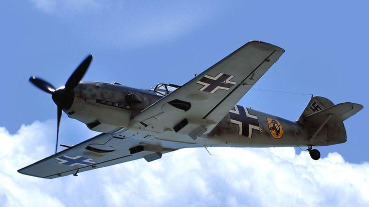 Le Messerschmitt Bf 109, un avion de chasse de référence