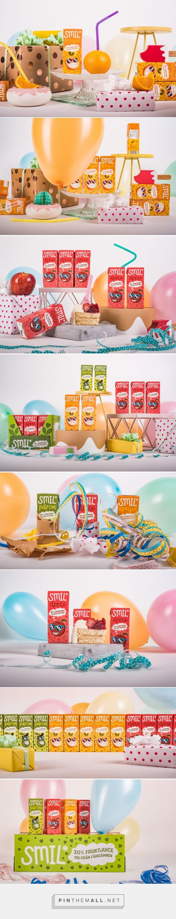 Smil - Packaging of the World - Creative Package Design Gallery - http://www.packagingoftheworld.com/2017/05/smil.html