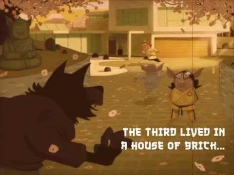 THE THREE NINJA PIGS by Corey Rosen Schwartz (illustrated by Dan Santat)