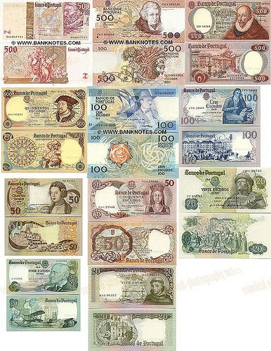 portuguese money | Do you still remember...?
