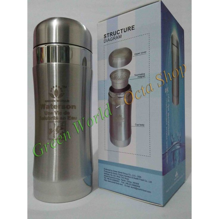 Saya menjual Green World Waterson - Termos Alkali 3 Tahun seharga Rp 1000000.00. Dapatkan produk ini hanya di Shopee! https://shopee.co.id/greenworld_octashop/93069688 #ShopeeID
