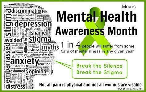 mental health awareness | Mental Health Awareness Month at Bread for the City: A Social Services ...