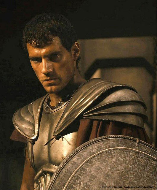 Immortals (2011) - Theseus - played by Henry Cavill