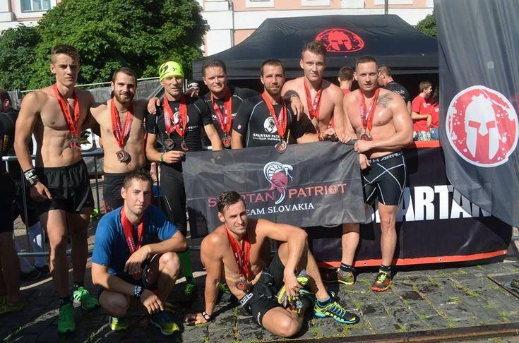 VIDEO: Odovzdávanie cien pre Spartan Patriot Team Slovakia na Spartan race #spartanrace