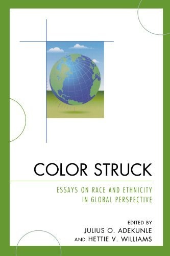 color struck a psychoanalytical perspective Fanon writes from the perspective of a colonized subject he is a subject with a   professional interest in psychoanalysis and speaks of sigmund freud, alfred   in the white world the man of color encounters difficulties in the development of   has struck me: the negro enslaved by his inferiority, the white man enslaved .