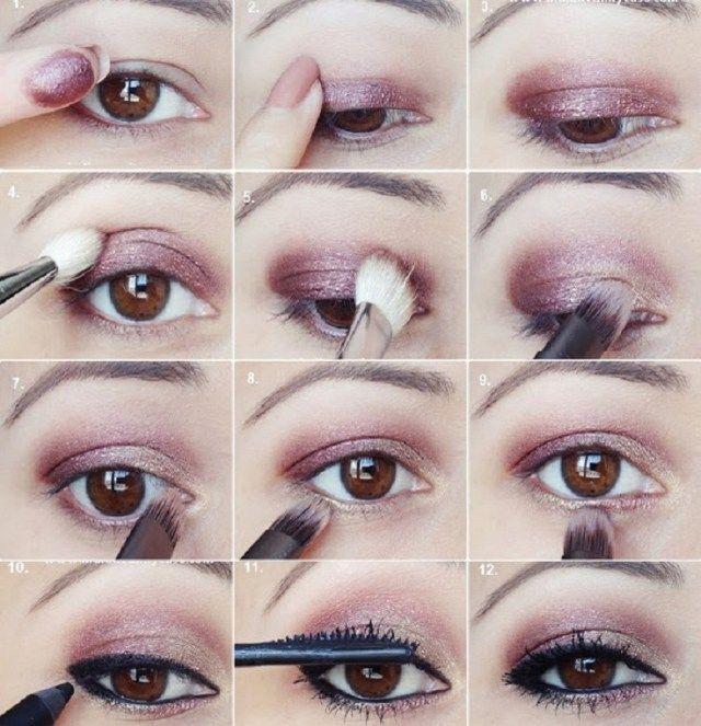 24 Exclusive Heavy Lidded Eyes Makeup Makeuptu Com Indian Eye Makeup Hooded Eye Makeup Magical Makeup