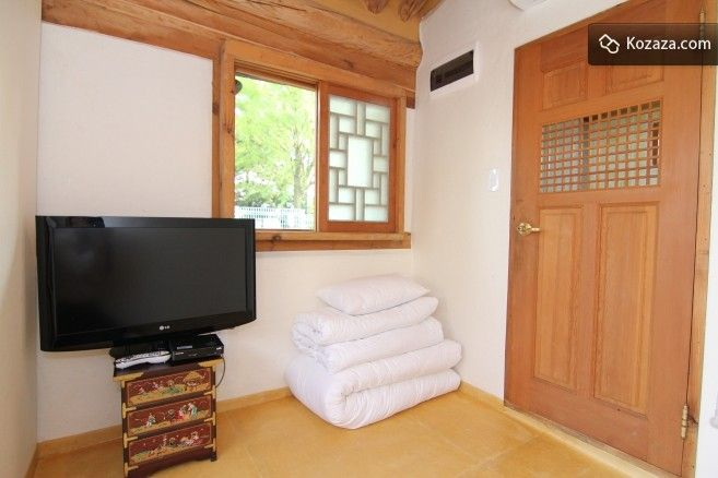 [Desing] tteuranchae Samcheongdong sperm Hanok Room: Single Room