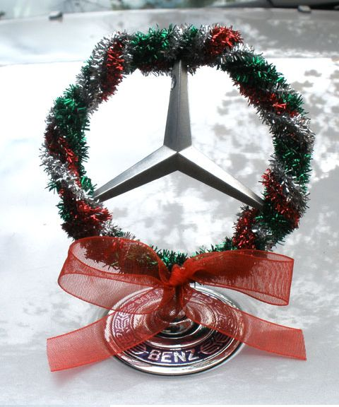 Decorating Your Benz for Christmas | Holiday: Christmas ...