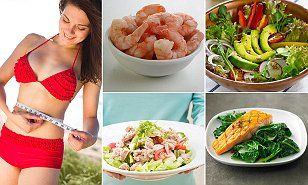 How to get a flat stomach in just 24 HOURS | Daily Mail Online