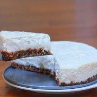 Greek Yogurt Cheesecake: Nutrition Facts – Chocolate Covered Katie