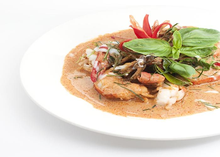 Authentic Thai Recipe For Choo Chee Goong
