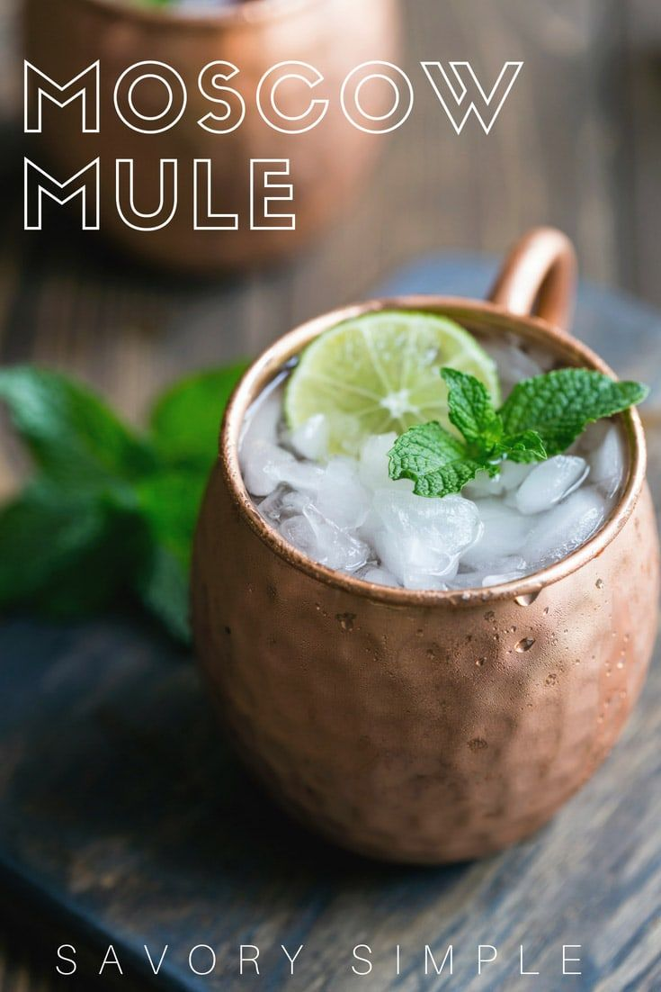Moscow Mule Recipe Moscow Mule Recipe Mule Recipe Easy Drink