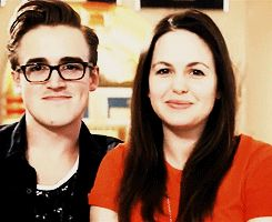 Also, when this happened. | 22 Moments Tom And Giovanna Fletcher Restored Our Faith In True Love