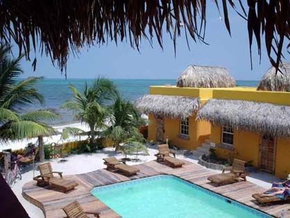 photos secret getaways | Secret Seaside Getaways Caye Caulker Seaside Cabanas