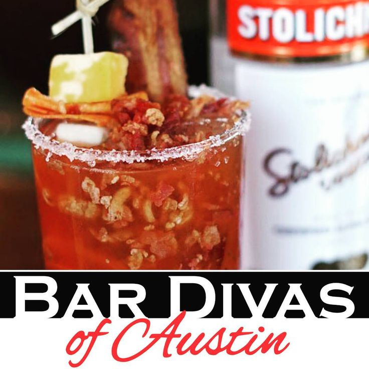 """Meaty Bloody Mary with #stoli  Yes please! . >>>bardivasofaustin.com<<<  #1 Best of 2013-2017 TABC and Insured Bartenders  Custom Drink Menu Design  Shopping List Consultation  Rental Glassware and Tables  Brand Ambassadors Event Support Staff """"Black Car Service"""" 
