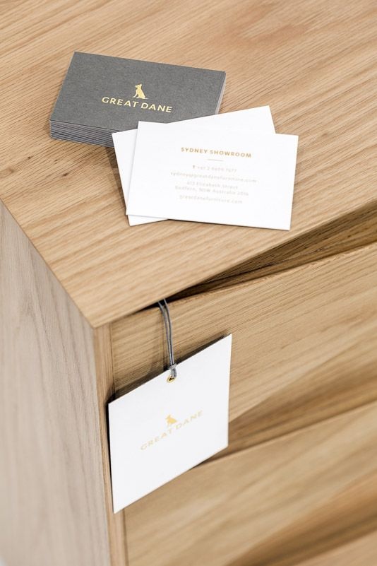 Collateral designed by McCartney Design.