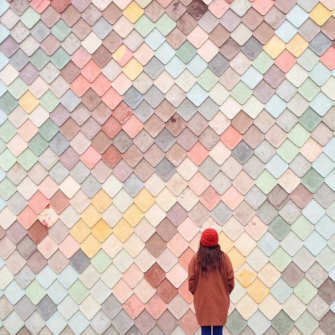 + façade pastel +