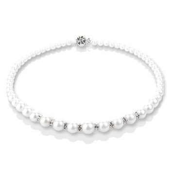 Grace Kelly Necklace - I could start a christmas list just from Newbridge Silverware