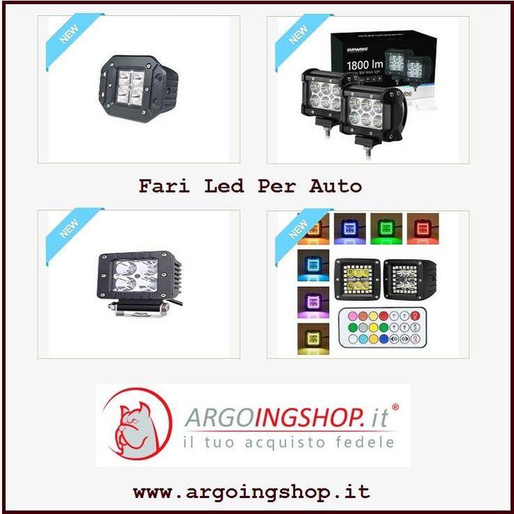 ⚫⚪⚫ Fari LED Per Auto ⚫⚪⚫  🚗 Faro per auto 16W - SLT-WL11  🚙 Faro per auto 16W - SLT-WL10  🚍 LED Work Light for Off-Road SUVs, Boats, Cars, Trucks - 18W - SLT-CL093 🚘 LED Work Bars Prebuit with RGB halo - 18w  ✔ Acquista il prodotto qui: https://goo.gl/jq1qEr
