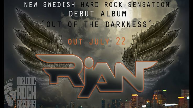 Rian - In A Dream (Album 'Out Of The Darkness' Out July 22)