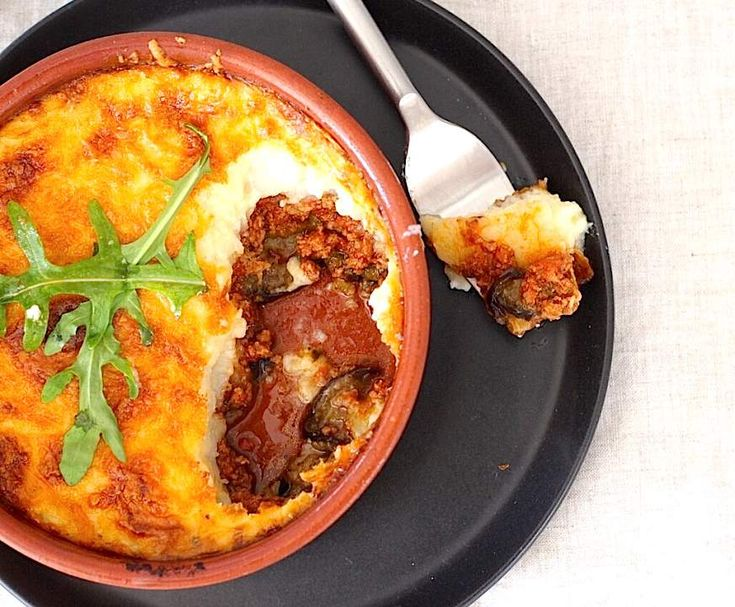 LAMB MOUSSAKA GLUTEN FREE by Hungry And Fussy on www.recipecommunity.com.au