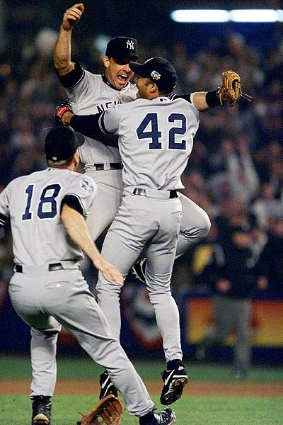 2000 World Series Champion New York Yankees.