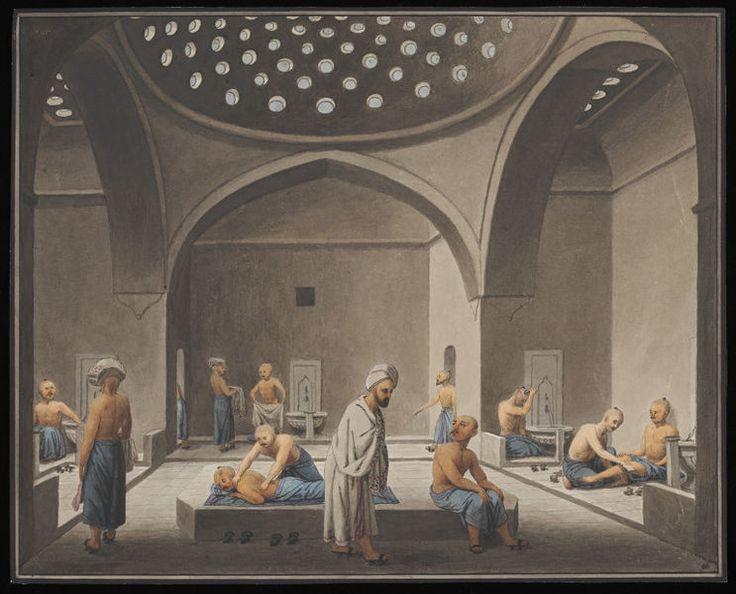 from Immanuel movie in turkish bath