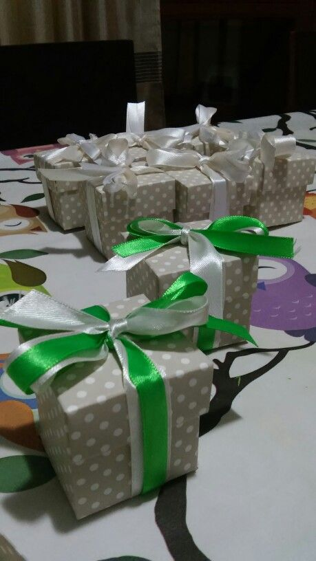 First communion favours