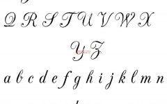 Tattoo Fonts Best Wallpapers