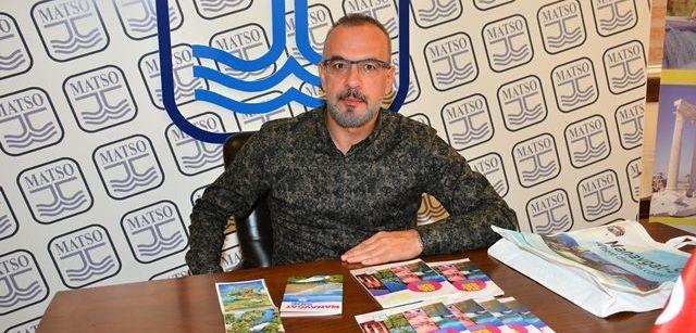 MATSO Yönetim Kurulu Başkan Yardımcısı Hüseyin Güneş, TT Varşova 2017 Turizm Fuarı'ndan umutlu dönd