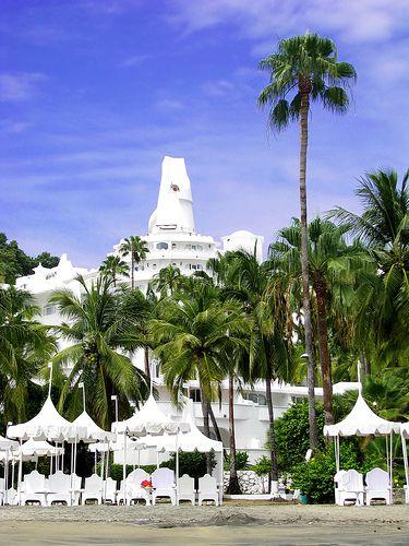 Las Hadas Golf Resort and Marina, Manzanillo