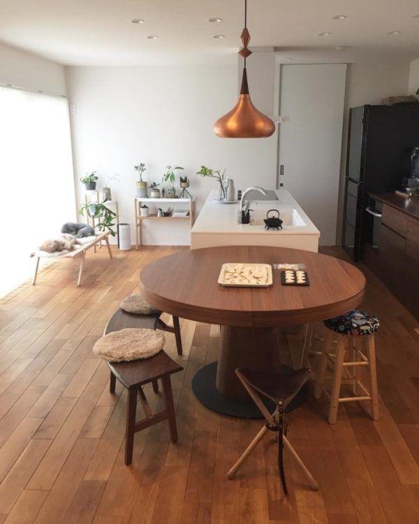 ダイニングテーブルもこだわりたい!おしゃれなお家におすすめの丸いラウンドテーブルのご紹介 - Yahoo! BEAUTY