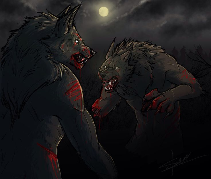 583 best images about Werewolves on Pinterest | Wolves, A ...