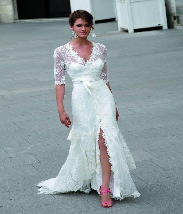 23 best wedding clothes images on Pinterest   Party dresses, Short ...