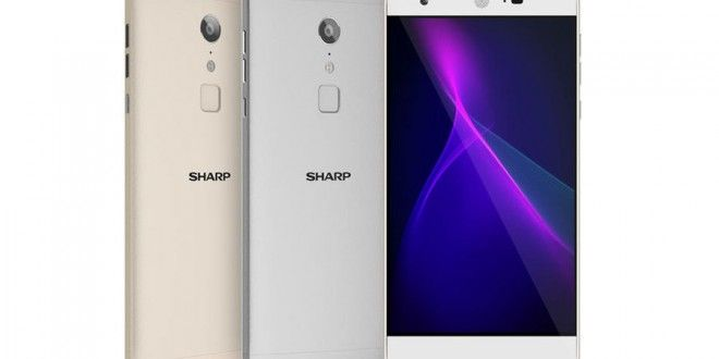 Sharp MS1 and Z2 Mid ranger Smartphones Launched in Singapore