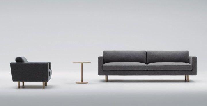 Naoto Fukasawa Hiroshima Three seater sofa Chair