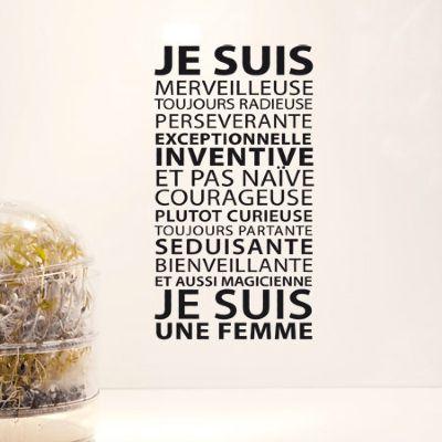 sticker-texte-je-suis-une-femme-big.jpg (400×400)