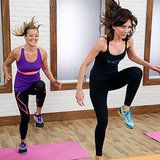 30-Minute Pilates Cardio Workout. This one is awesome.