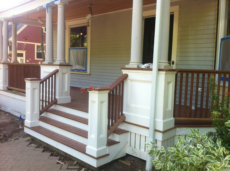 17 best images about curb appeal on pinterest concrete steps front porch stairs and front. Black Bedroom Furniture Sets. Home Design Ideas