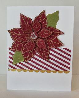 手机壳定制zipper pouch Joyful Christmas from Stampin   Up