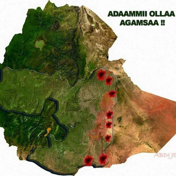 Africa Map Horn Of Africa%0A Find this Pin and more on Oromia In East Africa by ibsanedi