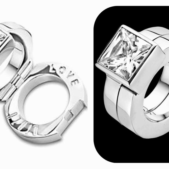 Otazu Love Ring (zirconia)